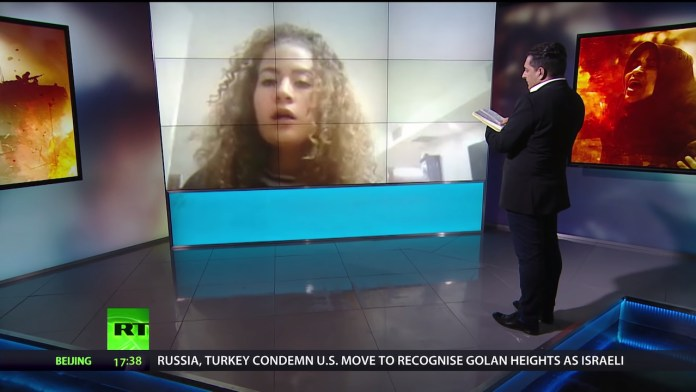 Foto Screenshot RT.COM / Youtube.com