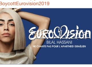 Foto Screenshot Twitter / BDS France