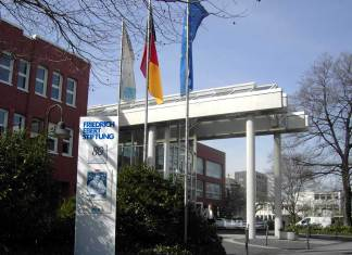 Friedrich-Ebert-Stiftung e.V. in Bonn. Foto Qualle, CC BY-SA 3.0, https://commons.wikimedia.org/w/index.php?curid=5820497