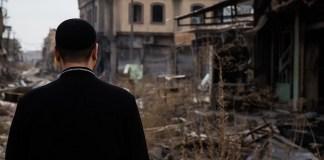 Marktplatz von Bartella einen Monat nach der Befreiung vom IS. Foto World Watch Monitor