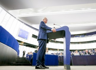 Symbolbild. Foto Fred MARVAUX © European Union 2018.