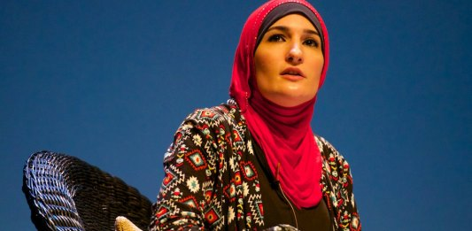 Linda Sarsour, Foto Festival of Faiths, CC BY 2.0, https://commons.wikimedia.org/w/index.php?curid=55128739