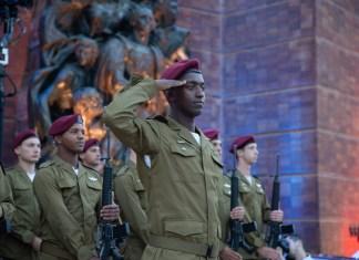 Yad Vashem. Foto Esty Dziubov/TPS