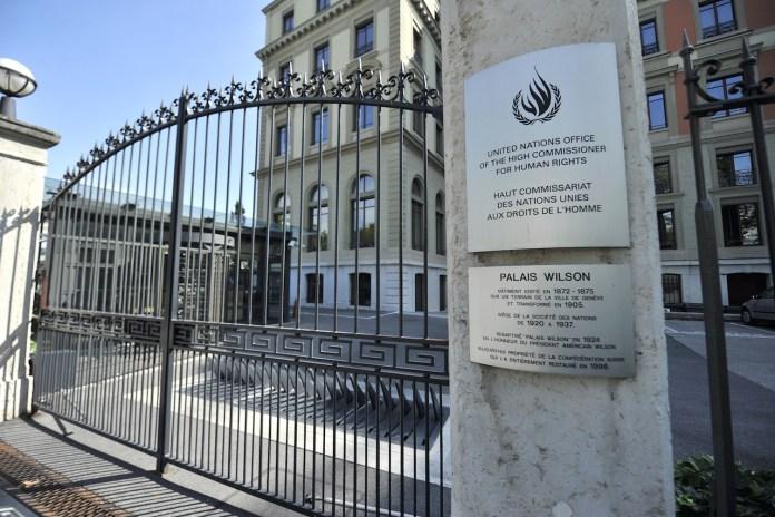 Hauptsitz des Hochkommissariats für Menschenrechte in Genf © UN Photo / Jean-Marc Ferré
