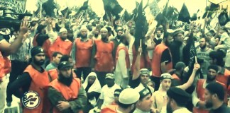 "Foto Screenshot ""Your Sons Are at Your Service: Tunisia's Missionaries of Jihad"" / Youtube"