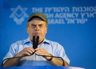 Natan Sharansky. Foto Hillel Maeir/TPS