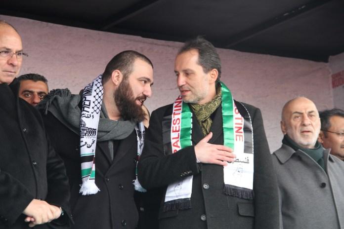 Foto Dr. Fatih Erbakan / Yeniden Refah Partisi / Twitter