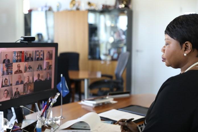 Fatou Bensouda. Foto ©ICC-CPI