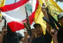 Hisbollah. Foto Ahmad Khateib/Flash90