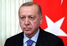 Recep Tayyip Erdoğan. Foto kremlin.ru, CC BY 4.0, https://commons.wikimedia.org/w/index.php?curid=88471748