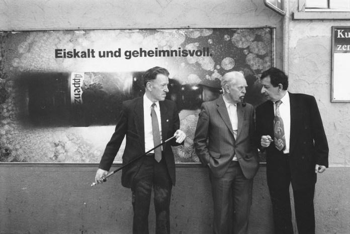 Landsgemeinde Appenzell Innerrhoden 1992. Foto Landesarchiv Appenzell I.Rh. / https://www.ai.ch/themen/kultur-und-geschichte/archiv/blickfang-landsgemeinde