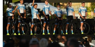 Tour de France 2020 - Vorstellung der Mannschaften in Nizza - Startup-Nation Israel. Foto A.S.O./Alex Broadway