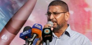 Hamas-Sprecher Sami Abu Zuhri. Foto Abed Rahim Khatib/Flash90.