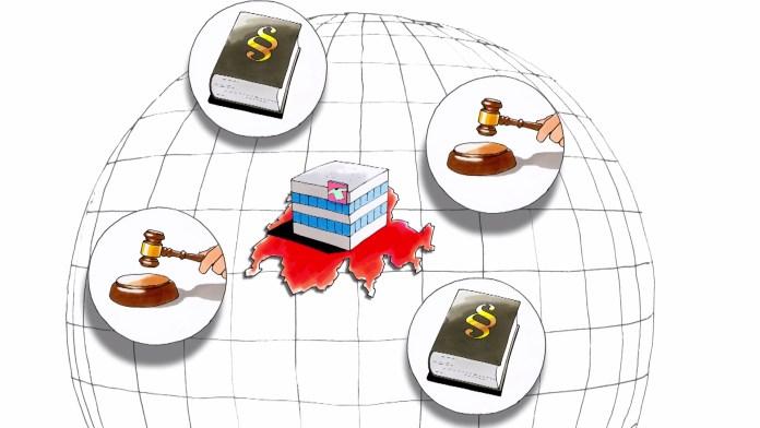 Foto Screenshot Youtube / Der Schweizerische Bundesrat