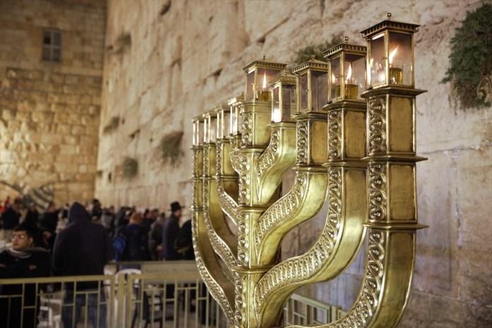 Jerusalem am 23. Dezember 2019. Foto Yehonatan Valtser/TPS