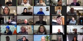 Zum ersten Mal gedenkt eine von den Arabern initiierte Veranstaltung dem Holocaust. Foto Screenshot / Sharaka