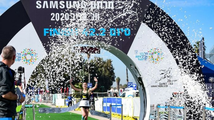 Der alljährliche Tel Aviv Samsung Marathon wird dieses Jahr angesichts der Pandemie digital stattfinden. Foto Kapaim Active