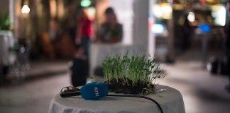 Mikrofon des staatlichen Norwegischen Radiosenders NRK. Foto Arsenikk, CC BY 2.0, https://commons.wikimedia.org/w/index.php?curid=29364091