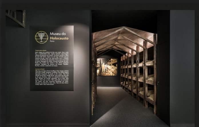 Holocaust Museum in Oporto. Foto via Jewish Heritage Europe