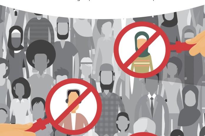 Foto Screenshot European Network Against Racism - ENAR