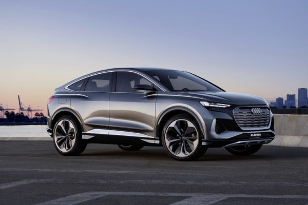 Nieuwe Audi E-tron 2021