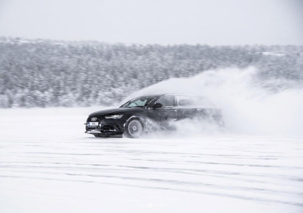 Audi winter klaar maken