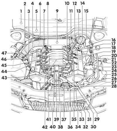 V6 Vtec Turbo, V6, Free Engine Image For User Manual Download