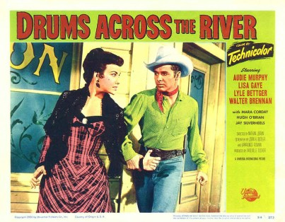 Image result for mara corday and audie murphy