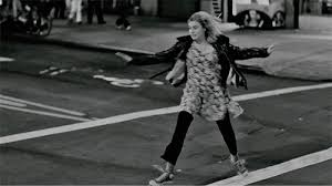 Greta Gerwig is a little less spastic than Denis Levant