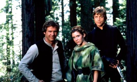 Star Wars Day: Why I Love the End of Return of the Jedi