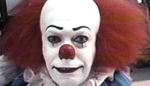 """""""They all float down here. When you're down here with us, you'll float too! """""""