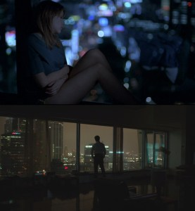 Her image courtesy of Warner Brothers.  Lost in Translation image courtesy of Focus features.