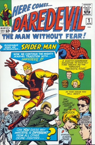 Top Five Daredevil Writers
