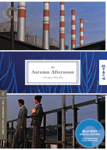 Autumn Afternoon Cover