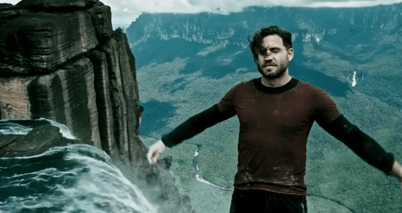 I Can't Hate on the New Point Break Trailer