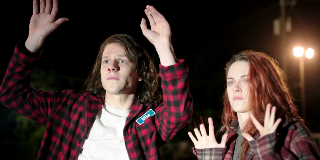 American Ultra Red Band Trailer Is Rad As Hell