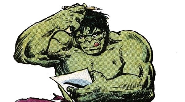 Weekly Roundup: Hulk in Civil War?