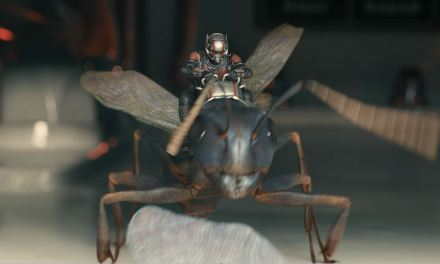 Ant-Man is Shrunken But Impactful