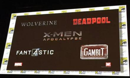 Fox/Marvel Panel Reveals Footage & New Logos