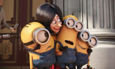 Minions: Lots of Cute with Little Heart