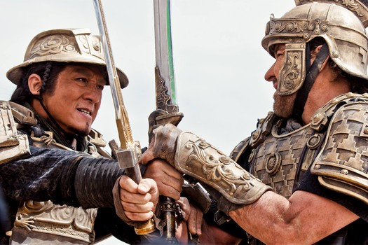 Dragon Blade is a Historical Soap Opera