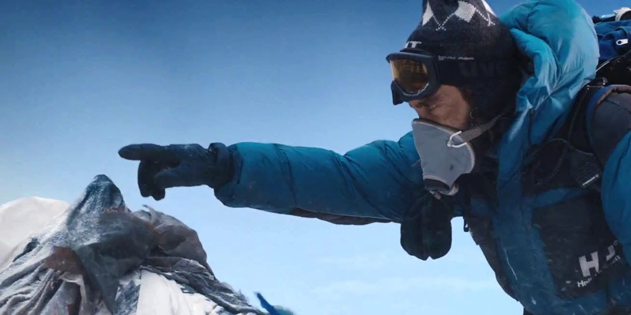 Everest Takes On A Steep Cinematic Challenge