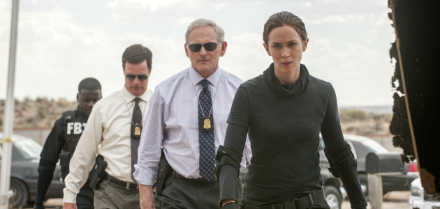 Sicario is Fist-Clenching Intensity with Moral Ambiguity