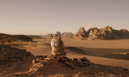 The Martian Is Marvelous