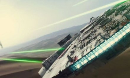 Get Excited About The Force Awakens Score