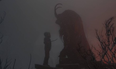 Krampus is a New Spooky Christmas Classic
