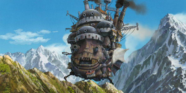 Howl's Moving Castle is a Form of Awakening