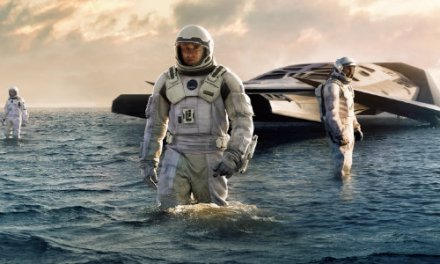 What Cinema Taught Me About Space