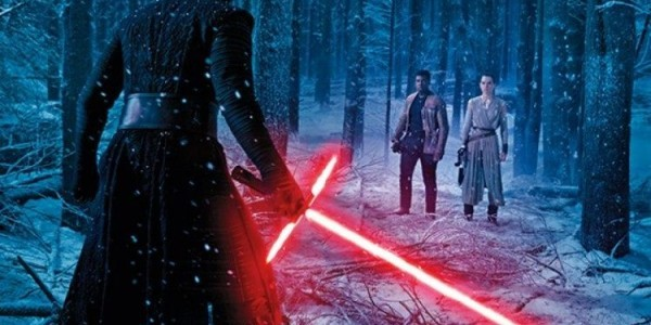 The Force Awakens in a Dark & Burdened Climax