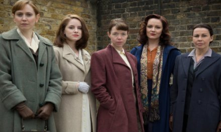 Netflix Hidden Gem #74: The Bletchley Circle